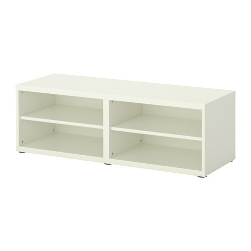 ikea wohnzimmer regal:Besta Shelf Unit Height Extension