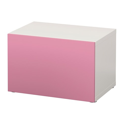 best regal mit t r wei lappviken rosa ikea. Black Bedroom Furniture Sets. Home Design Ideas