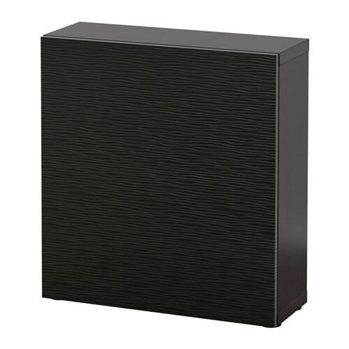 best regal mit t r schwarzbraun laxviken schwarz ikea. Black Bedroom Furniture Sets. Home Design Ideas