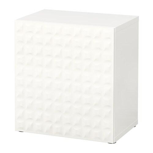Ikea Besta Türen bestå regal mit tür djupviken weiß ikea
