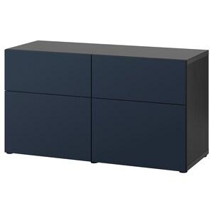 Farbe: Schwarzbraun/notviken blau.