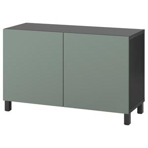 Farbe: Schwarzbraun/notviken/stubbarp graugrün.
