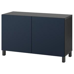 Farbe: Schwarzbraun/notviken/stubbarp blau.