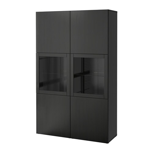 best vitrine lappviken sindvik klarglas sbr ikea. Black Bedroom Furniture Sets. Home Design Ideas
