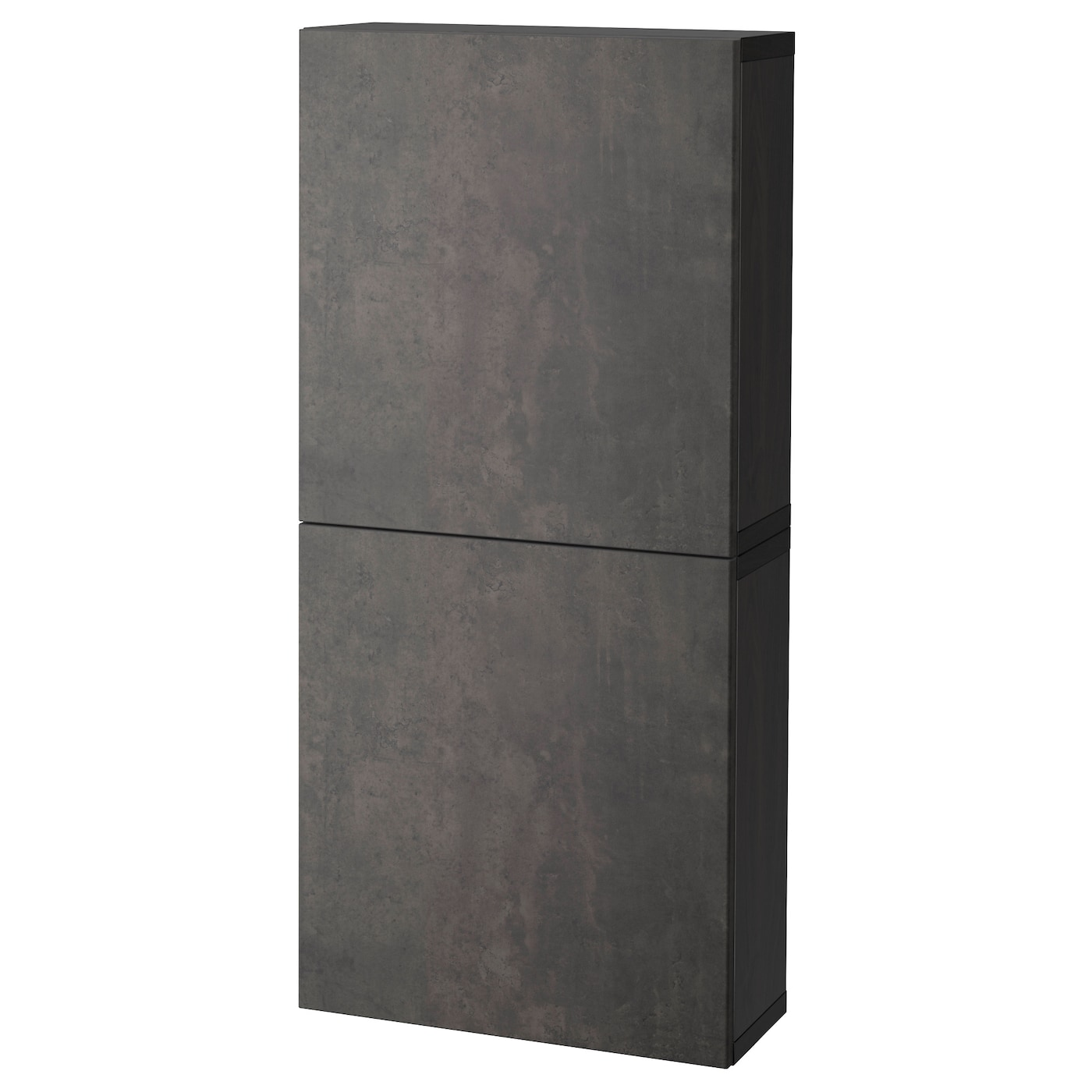 BESTÅ Wandschrank mit 2 Türen