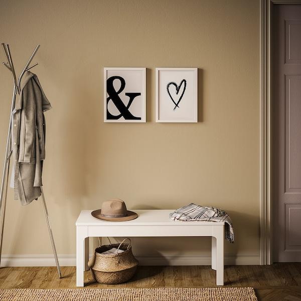 BILD Bild, & die Liebe, 30x40 cm