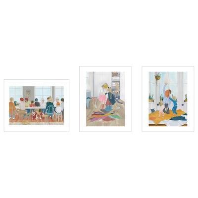 BILD Bild, Moderner Larsson, 40x50 cm