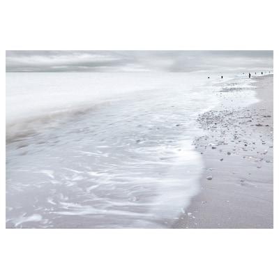 BILD Bild, Winterwogen, 91x61 cm
