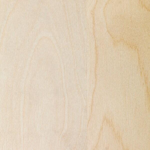 BILLY Aufsatzregal, Birkenfurnier, 40x28x35 cm