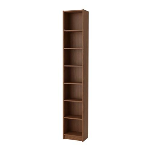 Bücherregal Ikea billy bücherregal braun eschenfurnier ikea
