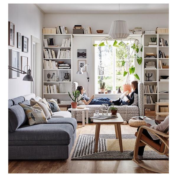 BILLY Bücherregal, weiß, 80x28x237 cm