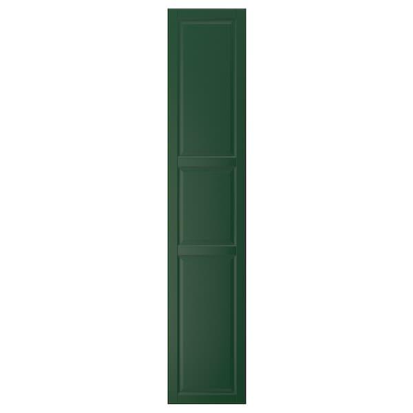 BODBYN Tür dunkelgrün 39.7 cm 200 cm 40 cm 199.7 cm 1.9 cm