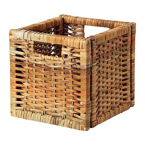 БРАНЭС (Корзина, ротанг ИКЕА, IKEA).  Входит в категорию Корзины плетёные.  Стоит 180 грн.