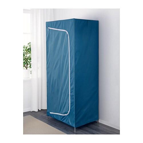stoff kleiderschrank xxl faltbarer stoffschrank original loftpack g nstig kaufen. Black Bedroom Furniture Sets. Home Design Ideas
