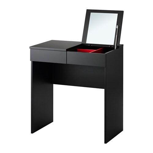 Ikea schminktisch schwarz  Ikea Schminktisch Schwarz | gispatcher.com