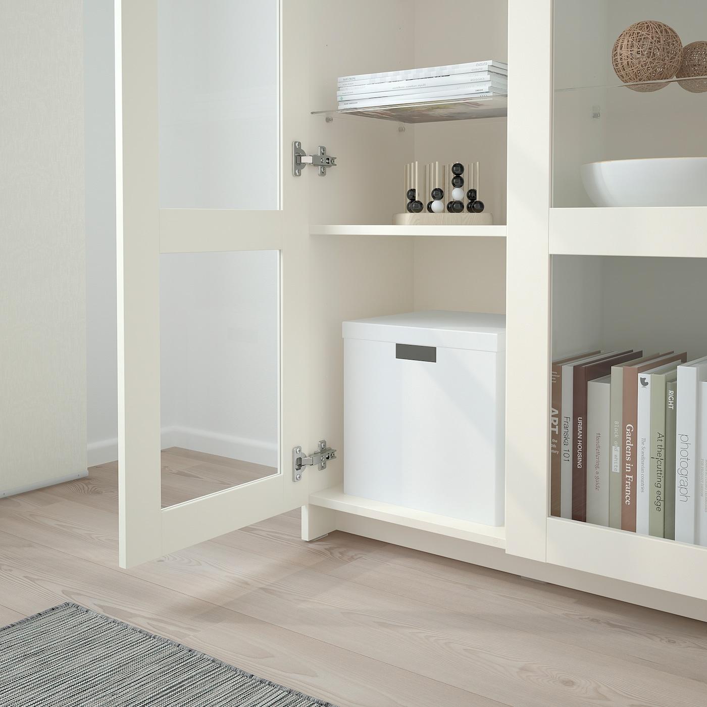 BRIMNES Vitrine weiß IKEA Deutschland