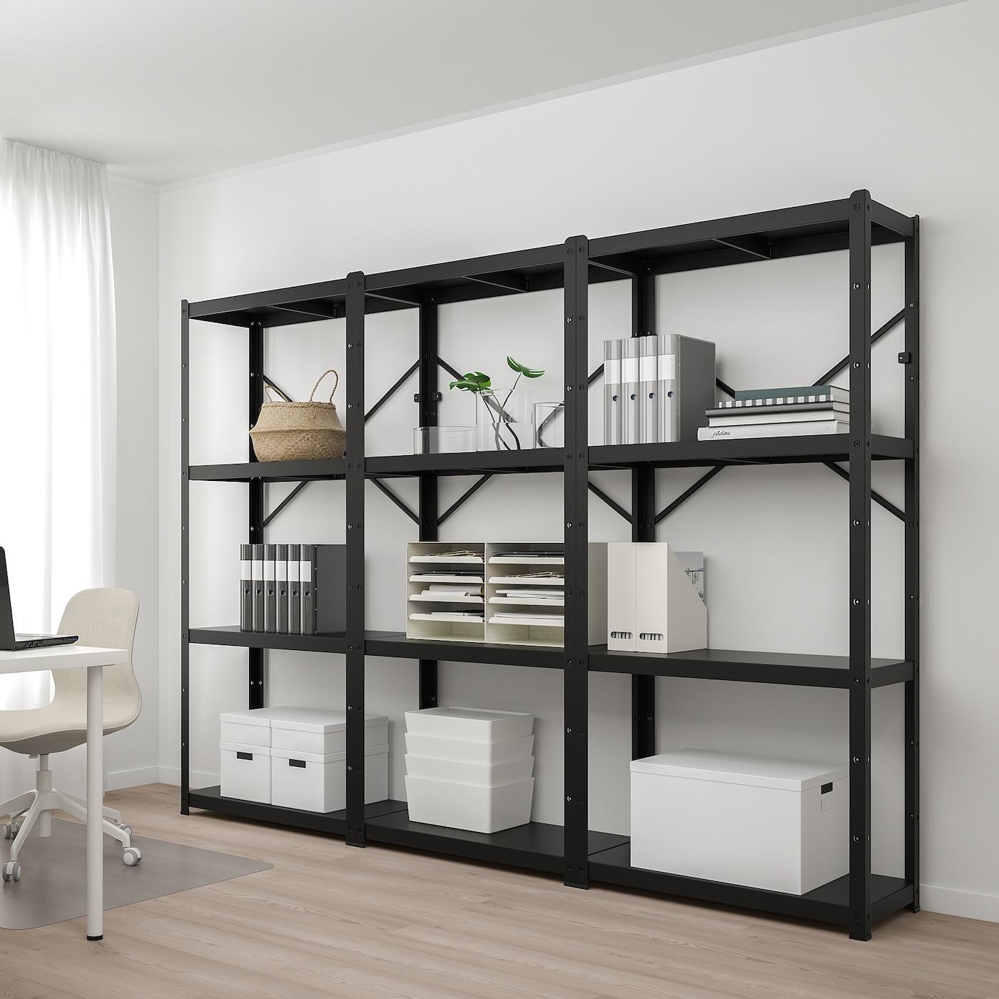 Bror Regal Schwarz Informiere Dich Hier Ikea Deutschland