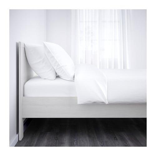 brusali bettgestell 140x200 cm ikea. Black Bedroom Furniture Sets. Home Design Ideas