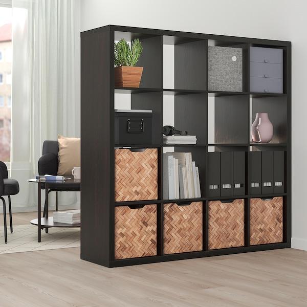 BULLIG Box - Bambus/braun 32x35x33 cm