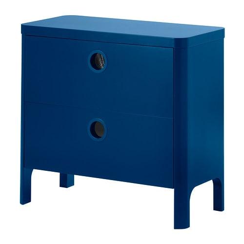 busunge kommode mit 2 schubladen ikea. Black Bedroom Furniture Sets. Home Design Ideas