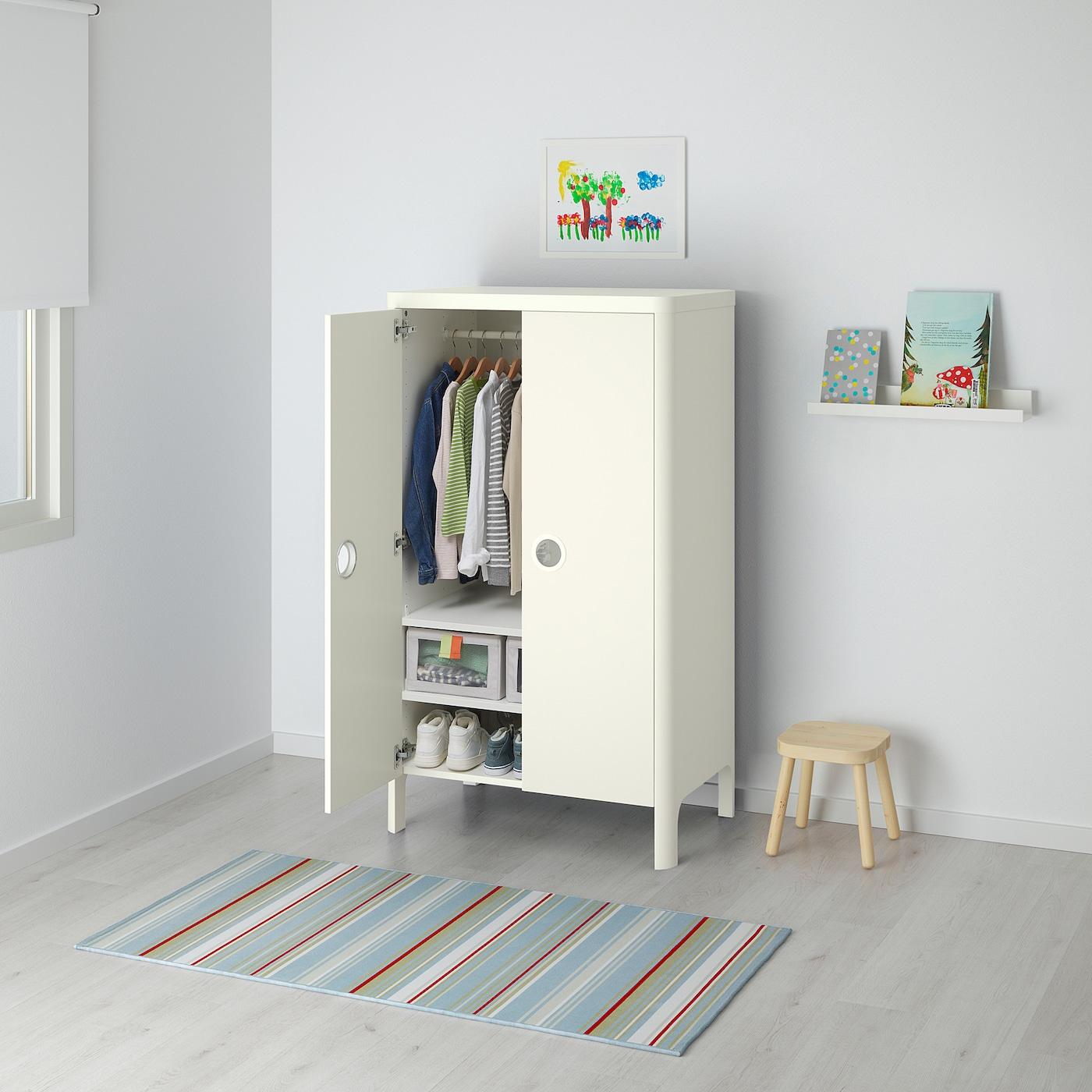 Busunge Kleiderschrank Weiss Ikea Deutschland