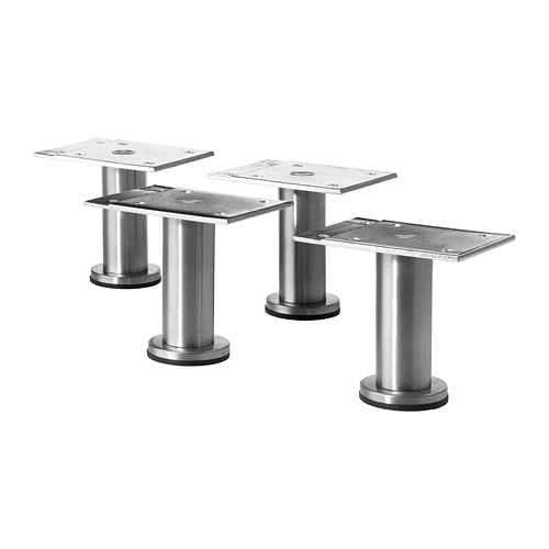 CAPITA Bein - Edelstahl - IKEA