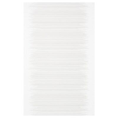 CEDERTUJA Schiebegardine, weiß/weiß, 60x300 cm