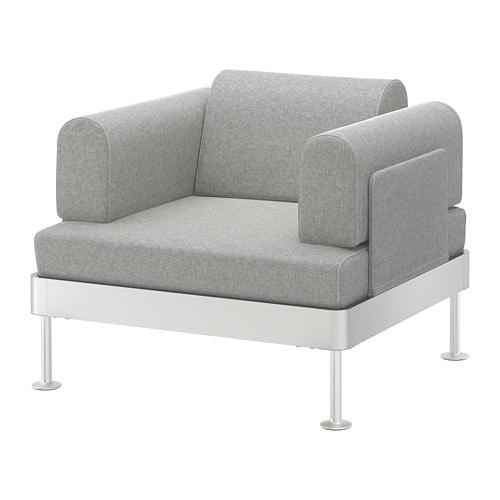 delaktig sessel tallmyra wei schwarz ikea. Black Bedroom Furniture Sets. Home Design Ideas