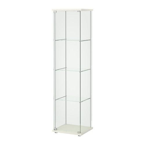 Ikea Detolf Vitrine 000 Günstiger Bei Koettbilligarde