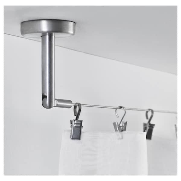 DIGNITET Stahlseil, Edelstahl, 500 cm