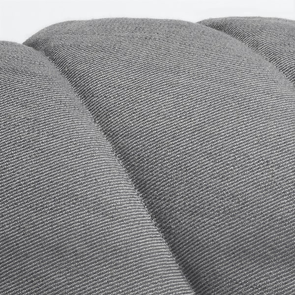 DIHULT Bodenkissen Svanby grau 120 cm 105 cm 20 cm 4800 g 6100 g