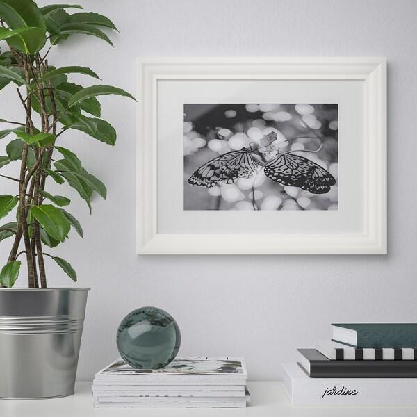 EDSBRUK Rahmen, weiß, 30x40 cm
