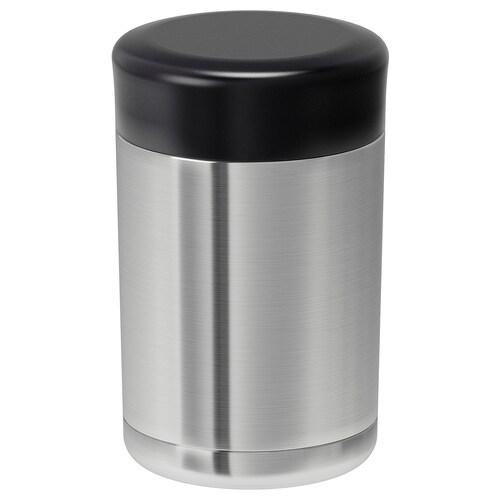 EFTERFRÅGAD Isolierbehälter für Speisen Edelstahl 14 cm 0.5 l