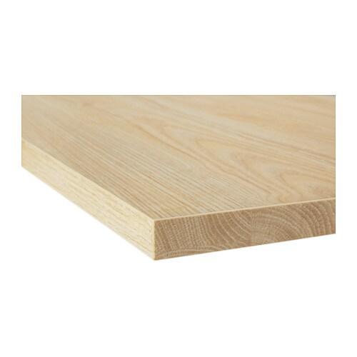 EKBACKEN Arbeitsplatte - 186x2.8 cm - IKEA