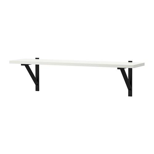 Ikea Toddler Bed Mattress Pad ~ ikea wandregal lack schwarz  schwarz schwarz schwarzbraun Birke weiß