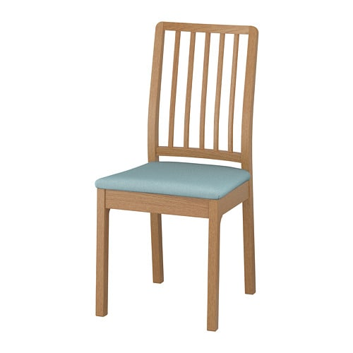 Ekedalen stuhl orrsta hellblau ikea - Ikea polsterstuhl ...
