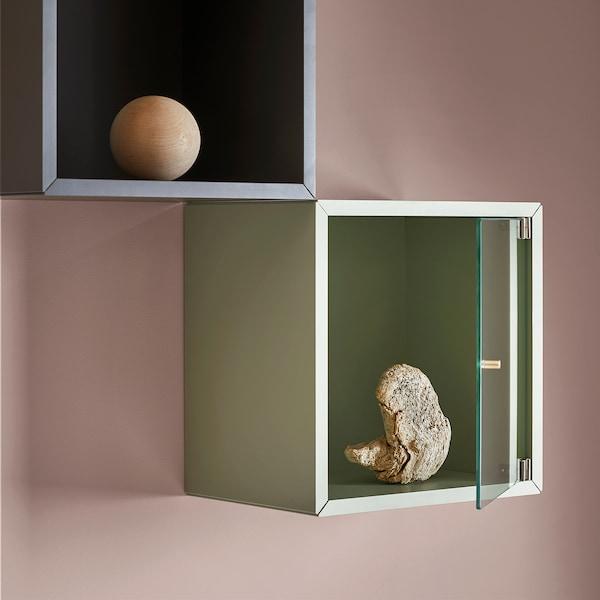 EKET Schrank, hellgrün, 35x25x35 cm