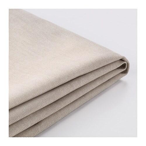 Recamiere ikea ektorp  EKTORP Bezug 2er-Sofa mit Récamiere - Lofallet beige - IKEA