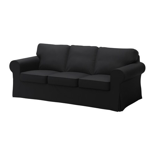 ektorp bezug 3er sofa. Black Bedroom Furniture Sets. Home Design Ideas