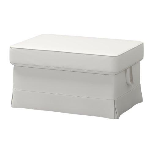 Ikea Swingstuhl Bezug ~ EKTORP Bezug Hocker Leicht sauber zu halten  der abnehmbare Bezug