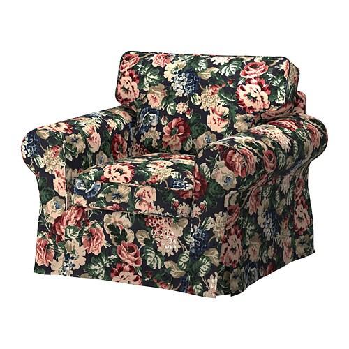 Ektorp Bezug Sessel Lingbo Bunt Ikea