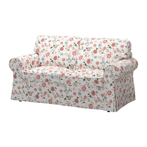 Ektorp 2er sofa videslund bunt ikea - Copridivano ektorp 3 posti letto ...