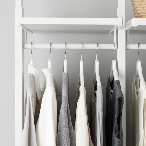 ELVARLI Kleiderstange, weiß, 40 cm