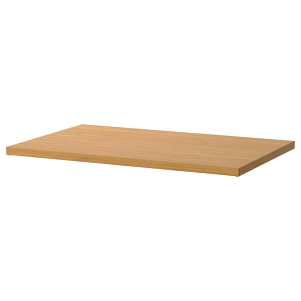 ELVARLI Boden Bambus 80 cm 51 cm 2.5 cm 36 kg