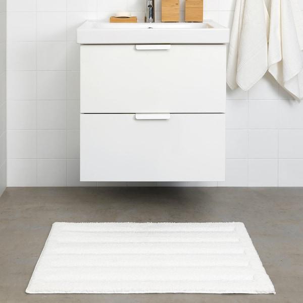 EMTEN Badematte, weiß, 50x80 cm