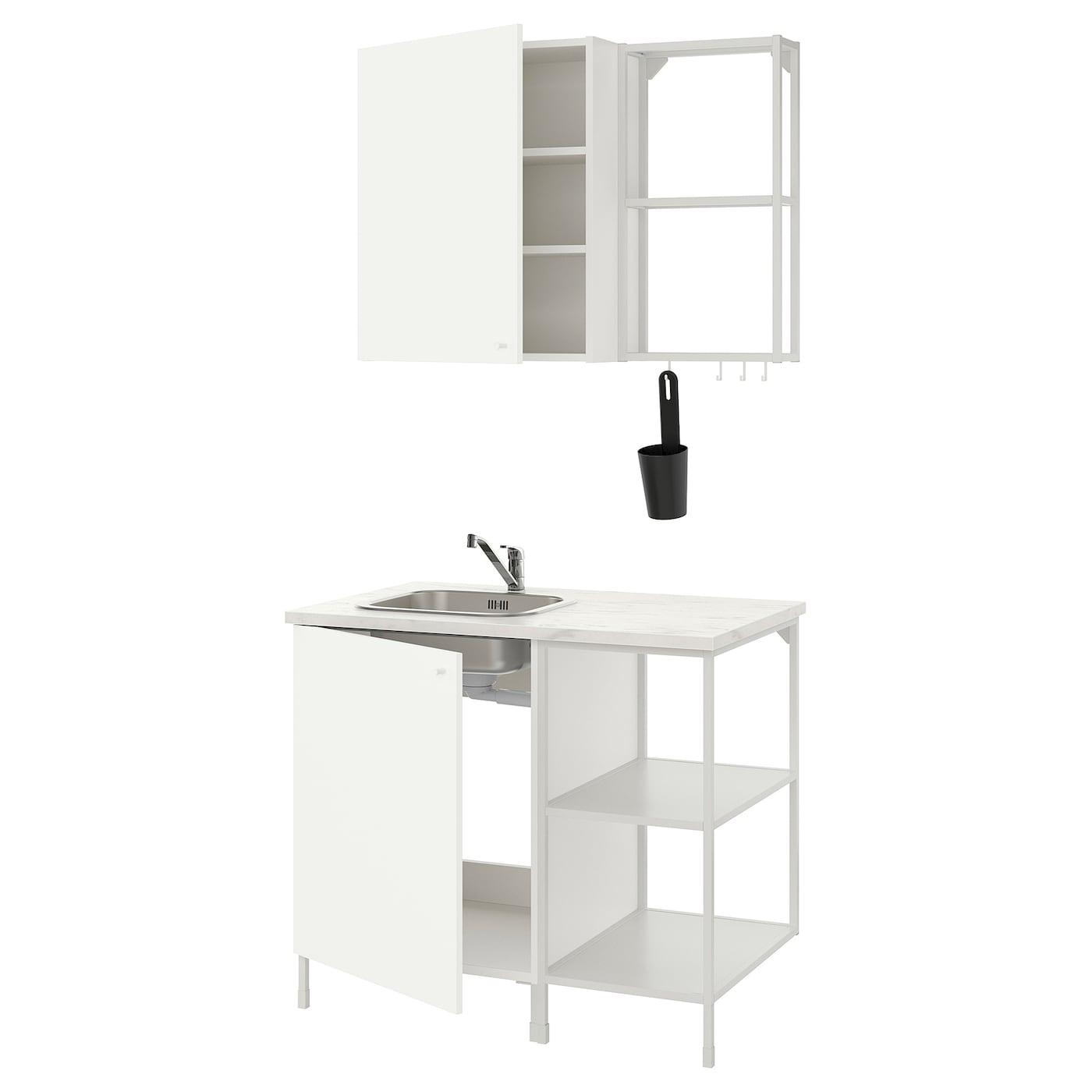 ENHET Küche - weiß - IKEA Deutschland