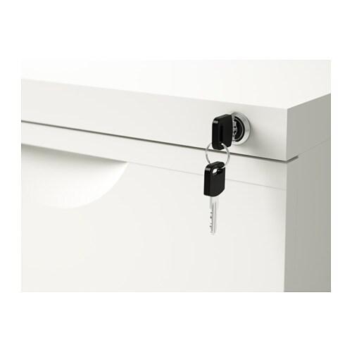 Aktenschrank ikea  ERIK Aktenschrank - weiß - IKEA