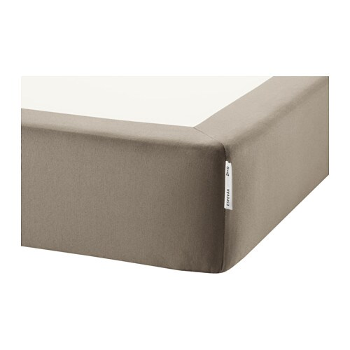 espev r boxspring mit federholzrahmen 180x200 cm ikea. Black Bedroom Furniture Sets. Home Design Ideas