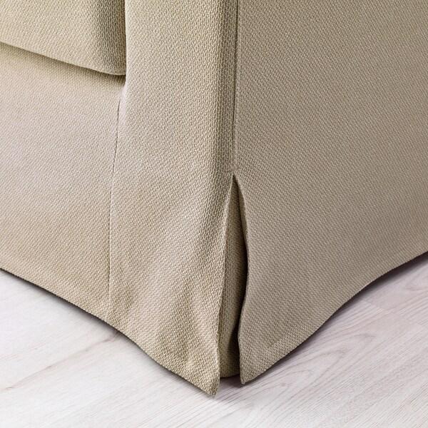 FÄRLÖV 2er-Sofa, Flodafors beige