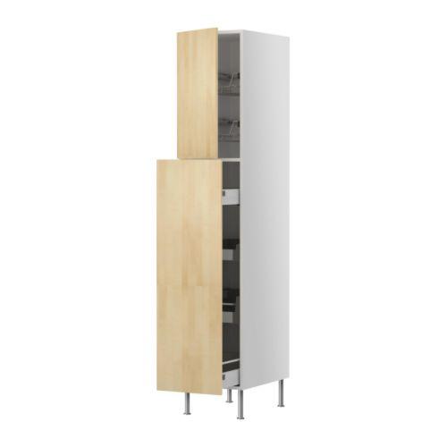 Hochschrank Wohnzimmer Mit Inspirierend Schrank 160 Hoch: Hoch Schrank. Interesting Hochschrank Akazie Xx Nougat